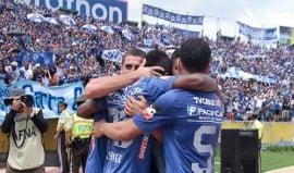 El Nacional 0 x 1 EMELEC (30 de Noviembre del 2014)