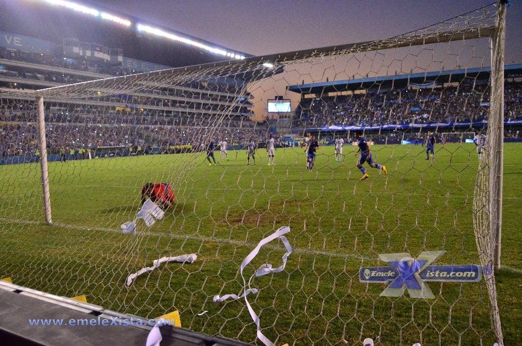 final del partido: emelec 2 x 1 u. católica (9 de noviembre del 2014)