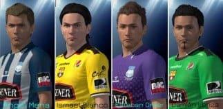 Jugadores de Barcelona y EMELEC con rostros diferentes en el PES 2015