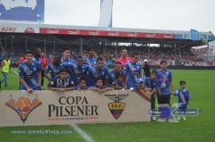 Resultado del partido EMELEC 0 X 1 Liga de Quito (2 de Noviembre del 2014)
