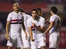 Torneo de la Copa Sudamericana : Sao Paulo 4 x 2 Emelec