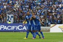 Emelec 2 x 1 Manta FC (7 de Diciembre del 2014)
