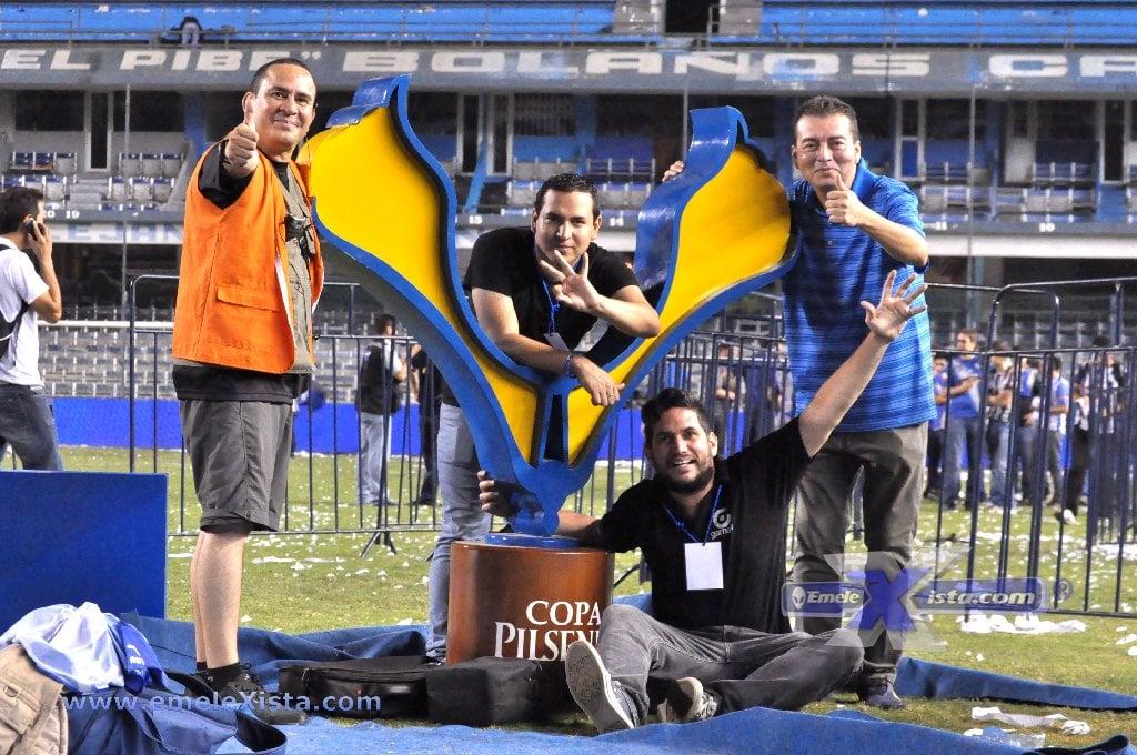 fotos de la final del bicampeonato de emelec 2014 por xavier romero