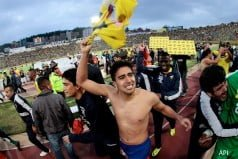 Cristhian Noboa posterga opción de Emelec por ir a Grecia