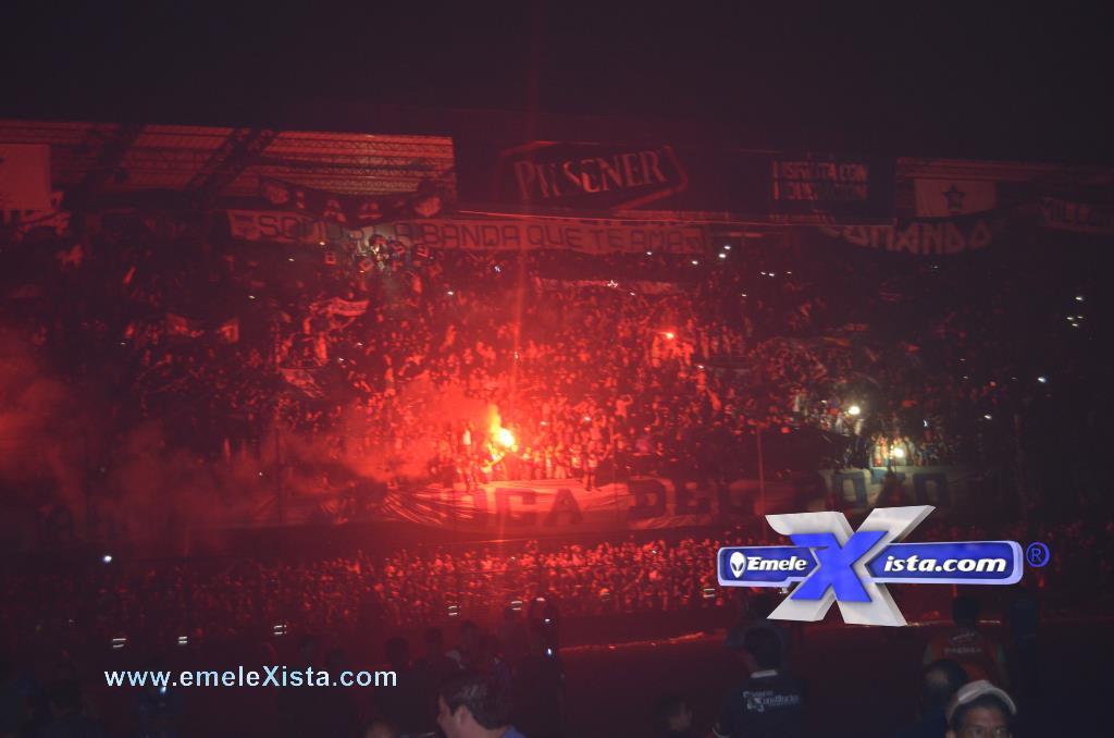 fotos y videos de la explosión azul 2015