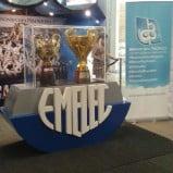 Ven a Mall del Sol y obtén tu foto con las Copas 11 y 12 de EMELEC