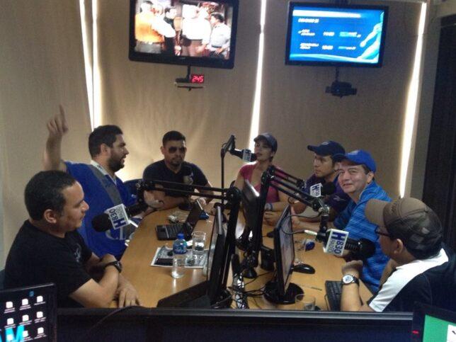 (Audio) Entrevista exclusiva a Omar de Felippe en Radio emeleXista 119