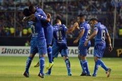 Copa Libertadores : Emelec 3 vs 0 The Strongest