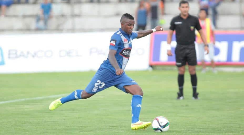 emelec protagonizó la primera goleada del campeonato 2015