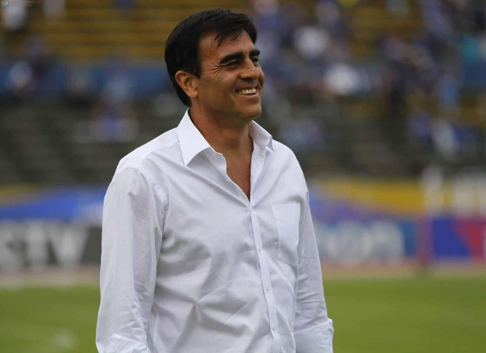 gustavo quinteros: 'ante the strongest seremos más ofensivos'