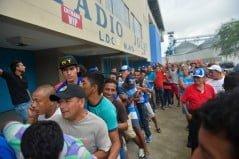 Torneo de Copa Libertadores : Emelec vs. The Strongest