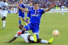 Torneo de Copa Libertadores : U de Chile 0 x 1 EMELEC