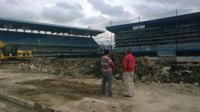 Constructora Valero se encarga de preparar el nuevo Capwell