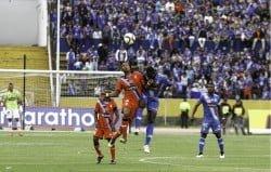 El Nacional 1 vs 1 EMELEC (15 de Marzo del 2015)
