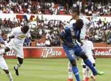 Liga de Quito 2 vs 1 Emelec (28 de Febrero del 2015)