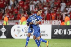 Final del partido Internacional 3 x 2 Emelec (4 de Marzo del 2015)
