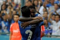 emelec 2 vs 0 u. de chile (22 de abril del 2015)