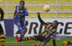 Torneo de Copa Libertadores : The Strongest 1 x 0 EMELEC