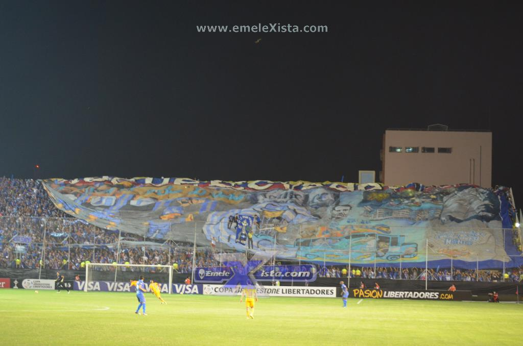 así fue el partido en el estadio jocay el 19 de mayo del 2015