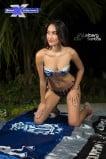 Kandy Delgado desde Manta fotografiada por Leiberg Santos