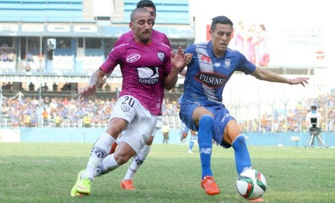 EMELEC 3 x 3 Independiente del Valle (2 de Julio del 2015)