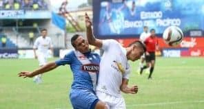 EMELEC 1 vs 0 Liga de Quito (7 de Julio 2015)