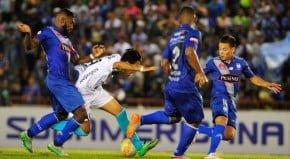 Copa Sudamericana : Árbitros : Juventud de las Piedras vs Emelec