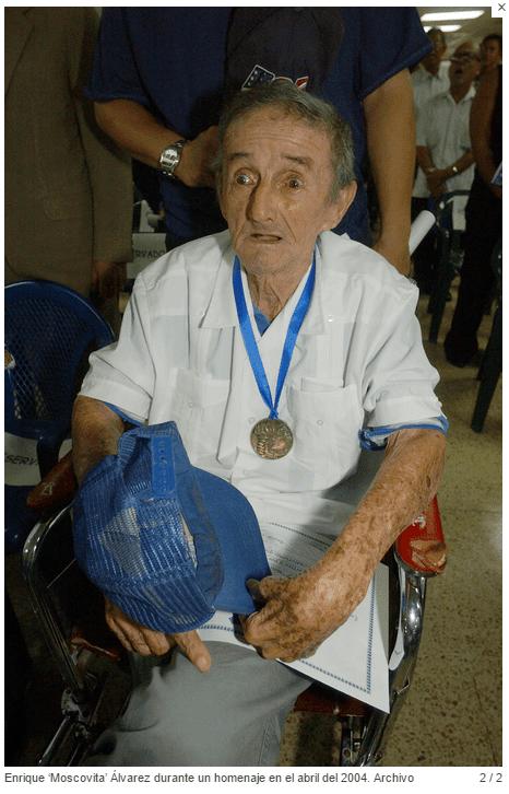 'moscovita' Álvarez se fue al fútbol argentino hace 70 años