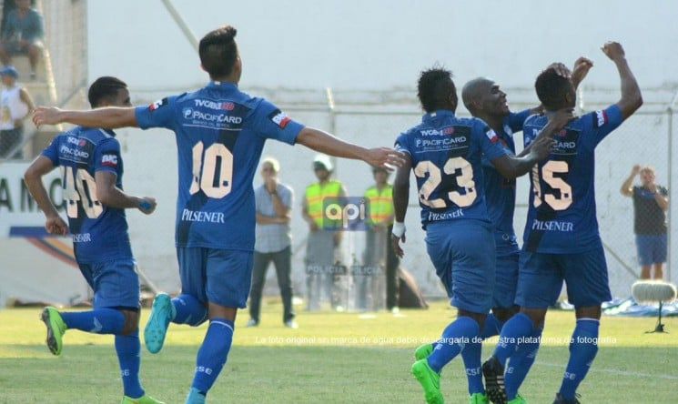 EMELEC 3 x 2 Independiente del Valle