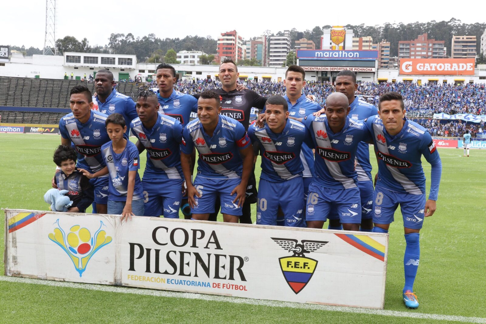 U. Católica 0 vs 3 EMELEC (1 Nov 2015)