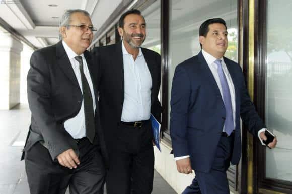 Dirigentes de clubes nacionales planifican Liga Profesional