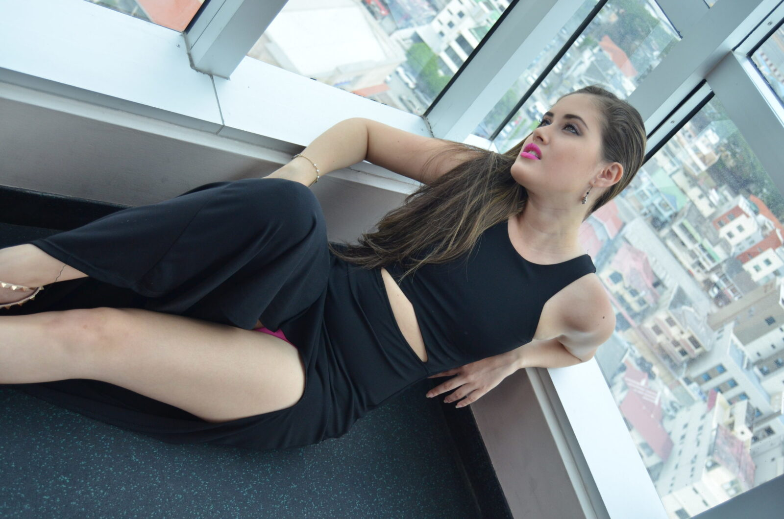 Fotos de Leonela Galárraga : la chica eléctrica esta semana