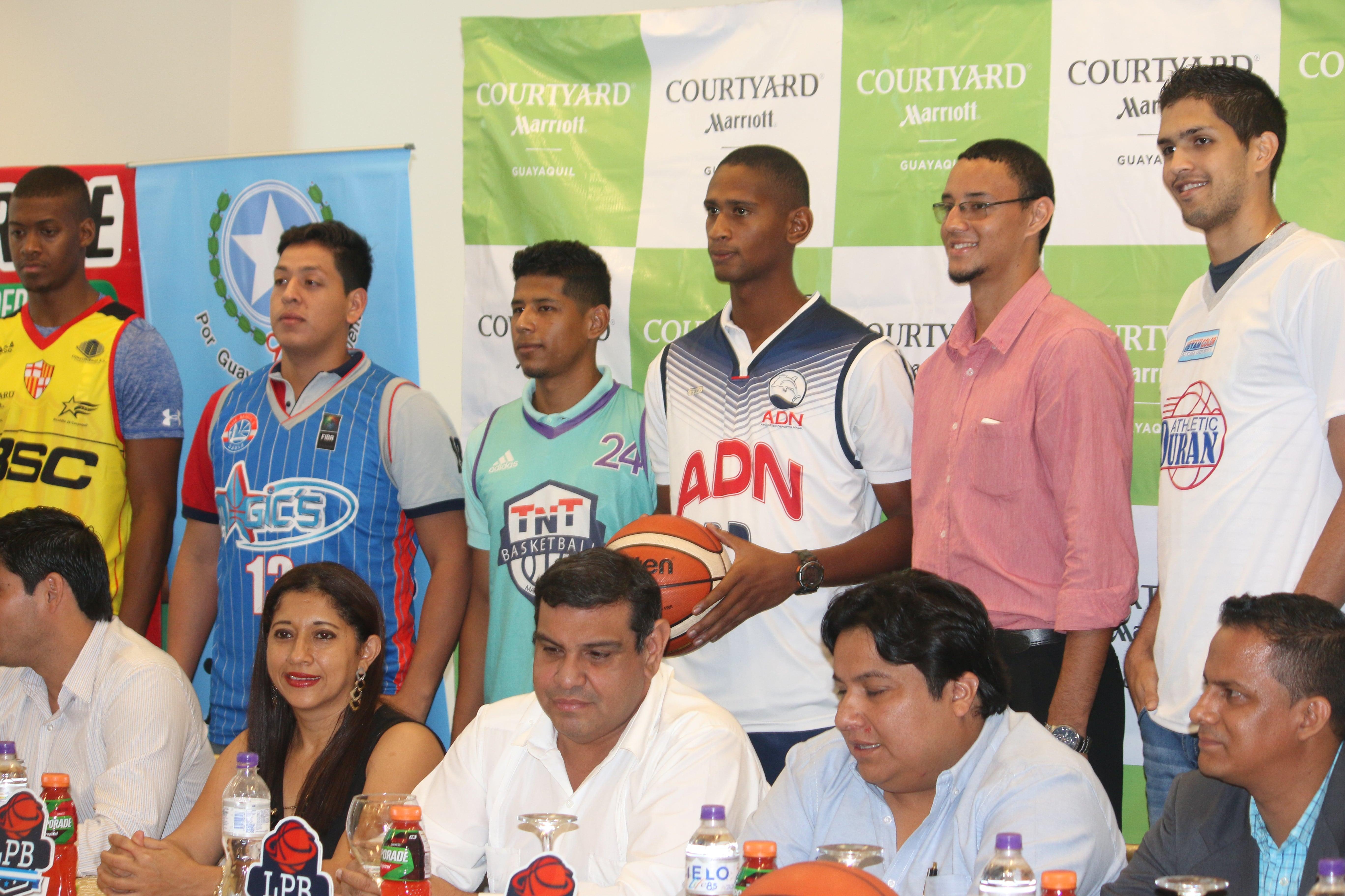 liga provincial de baloncesto