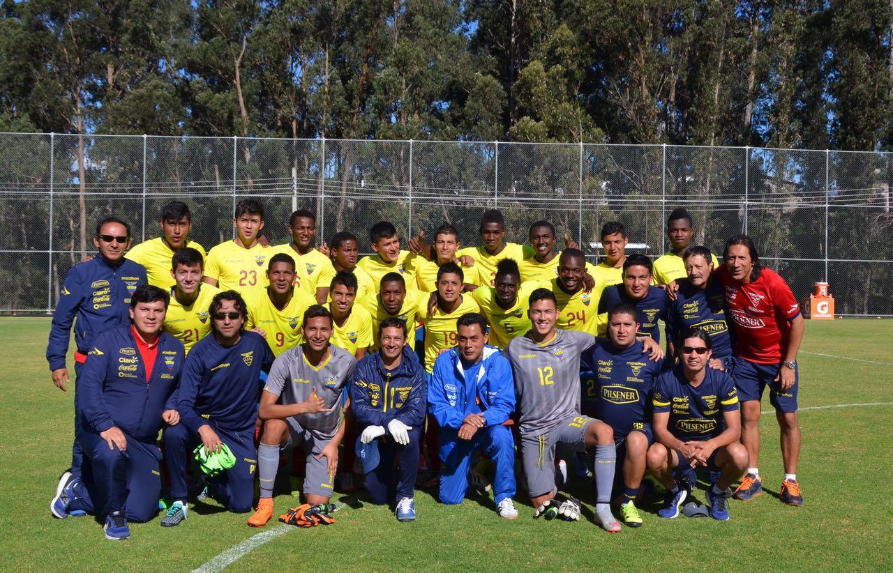 copa mitad del mundo : ecuador sub20 avanzó a semifinales