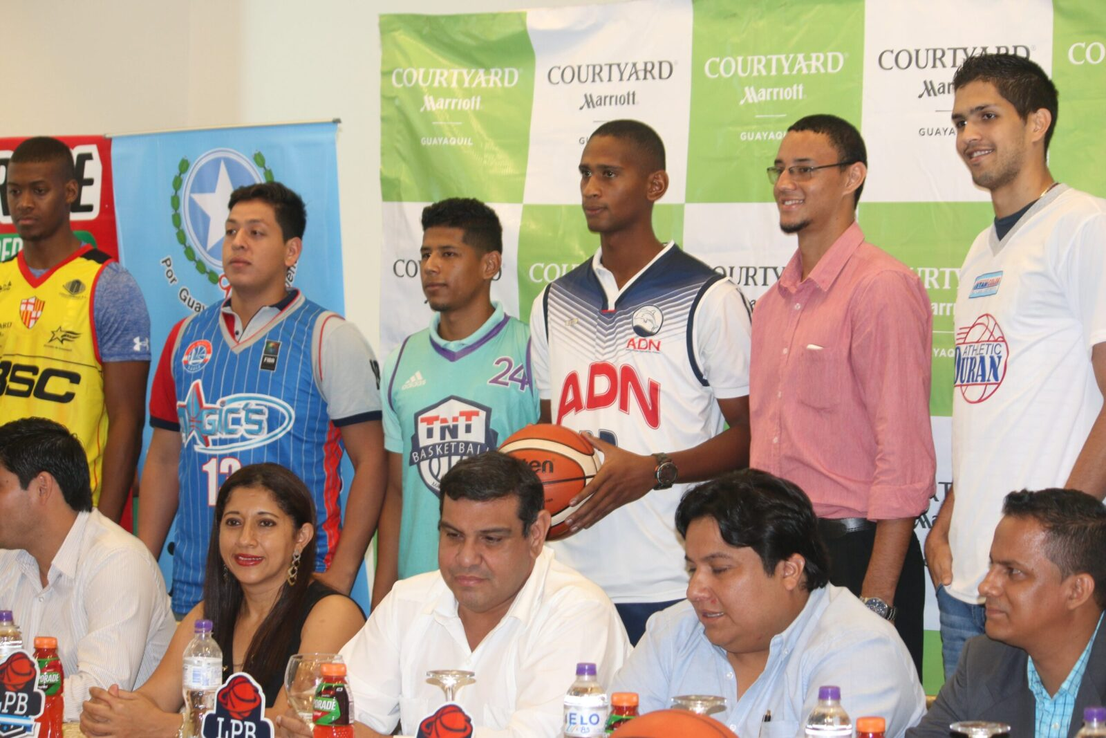 Todo listo para la Liga Provincial de Baloncesto