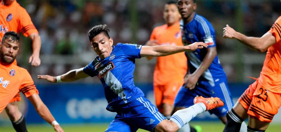 Copa Sudamericana : El partido de EMELEC con La Guaira