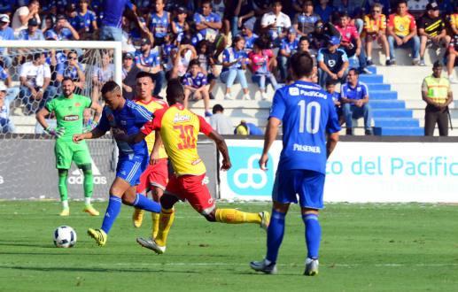 """emelec 2×1 aucas – victoria con una """"pintura"""" de gol"""