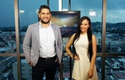 Entrevistas a Holger Matamoros Marlon de Jesús y Oscar Bagüí