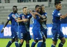 EMELEC ganó 2 x 1 a Deportivo Cuenca