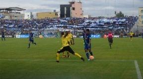 EMELEC ganó en Machala a Fuerza Amarilla con un golazo de Pedro