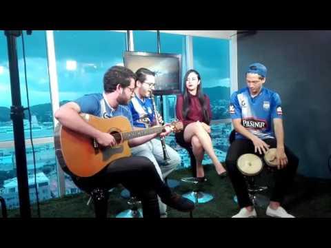 """""""La Banda Azul"""" Música instrumental de EMELEC"""