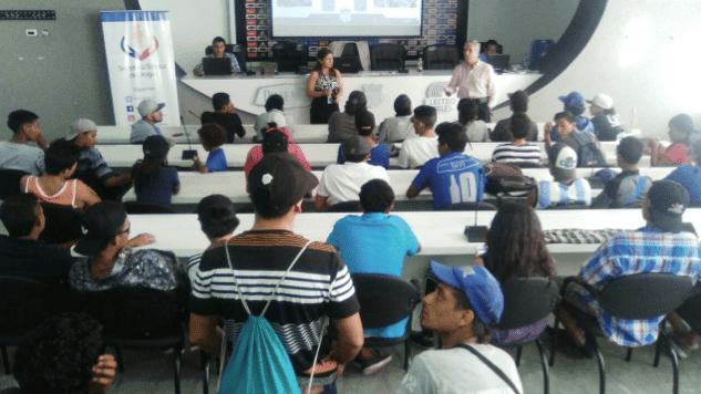 campaña de prevención de violencia y de consumo de drogas