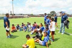 Emelec en busca de talentos en Santo Domingo