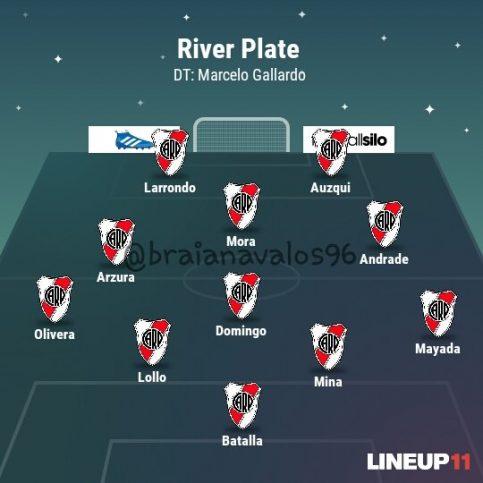 Emelec River Plate Copa Libertadores