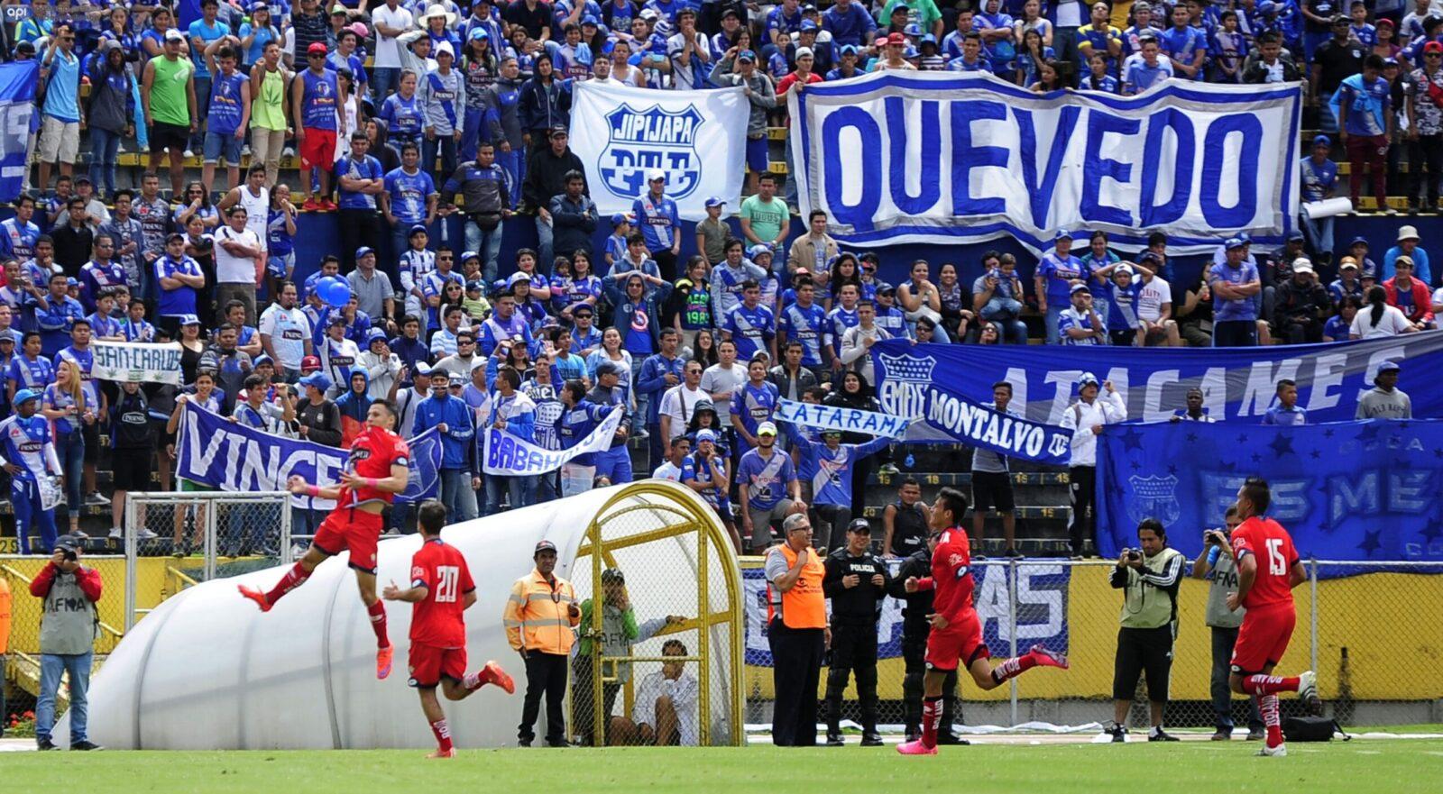 ¿Cúanto cuesta ir al partido El Nacional vs. Emelec?
