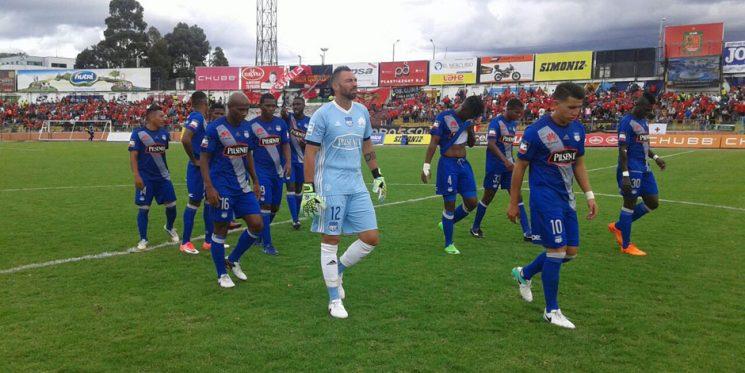 Emelec Deportivo Cuenca