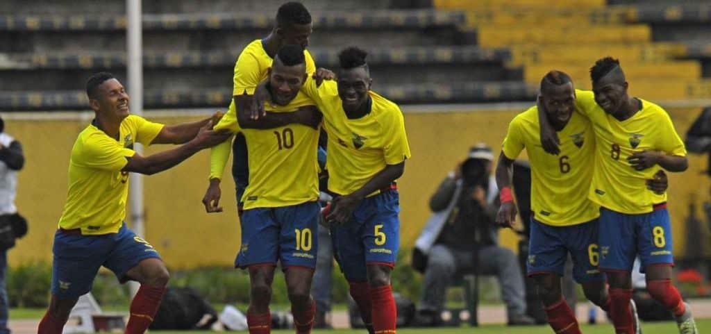 lista oficial de seleccionados ecuatorianos al mundial sub 20