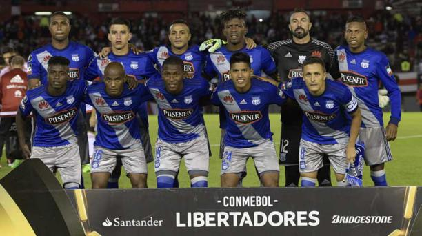 Copa Libertadores River Plate Emelec