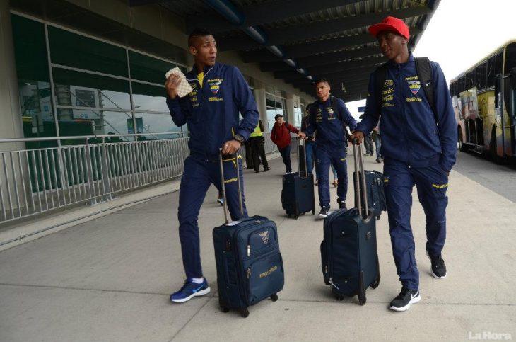 Mundial corea sub 20 Ecuador