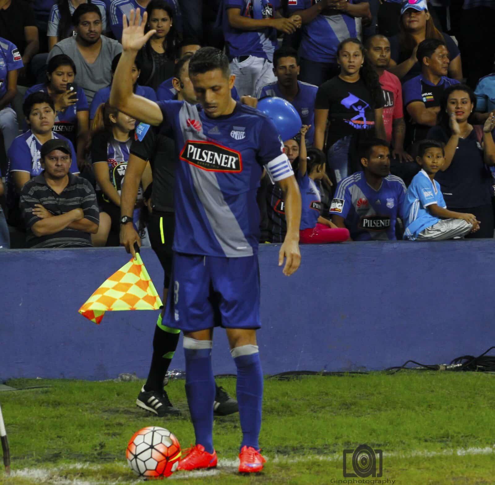 Fotos EMELEC 1 vs 0 Fuerza Amarilla por Gino Garcés